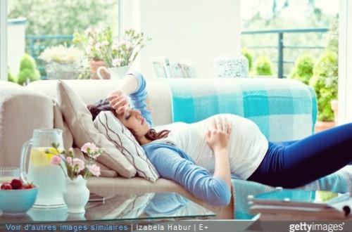 Les petits maux de la grossesse
