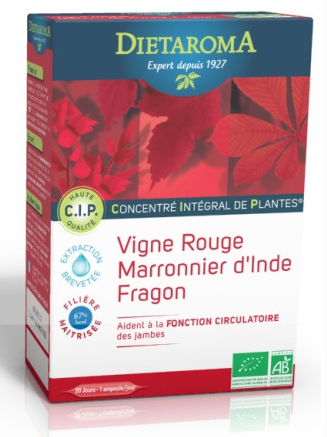 plante pour circulation sanguine